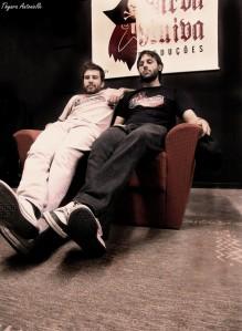 Os barbas ruivas Biz e Kaiser são assunto da coluna #1 de Anderson Davi